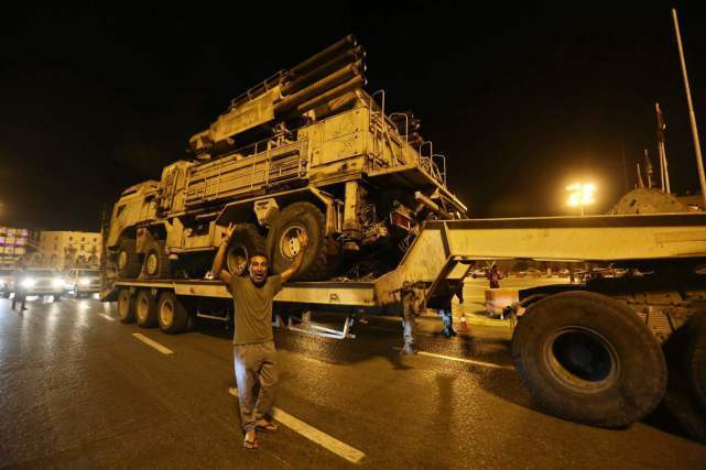 法国联合埃及希腊,要派遣战机围攻土耳其,又一场大战或爆发