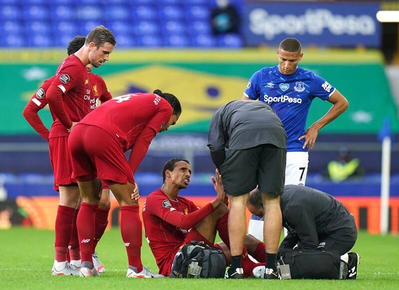 官方:红军铁卫脚伤赛季报销 对拿英超奖牌无影响