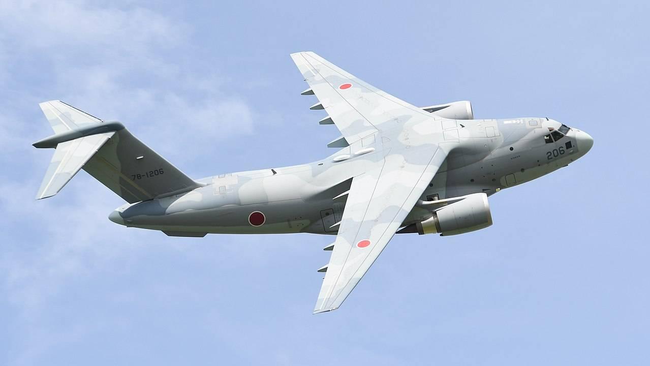 日本大型运输机订购美制发动机,性能让人羡慕,单价近两千万美元