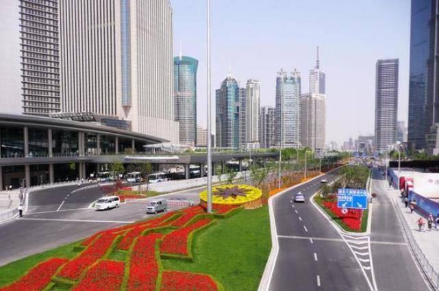 """浦东区gdp_上海最被""""看好""""的区,GDP增速市内第一,却不是浦东新区"""