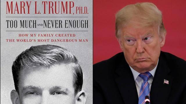 """众叛亲离的痛苦!特朗普的家族丑闻,遭亲侄女""""无情揭露""""!"""