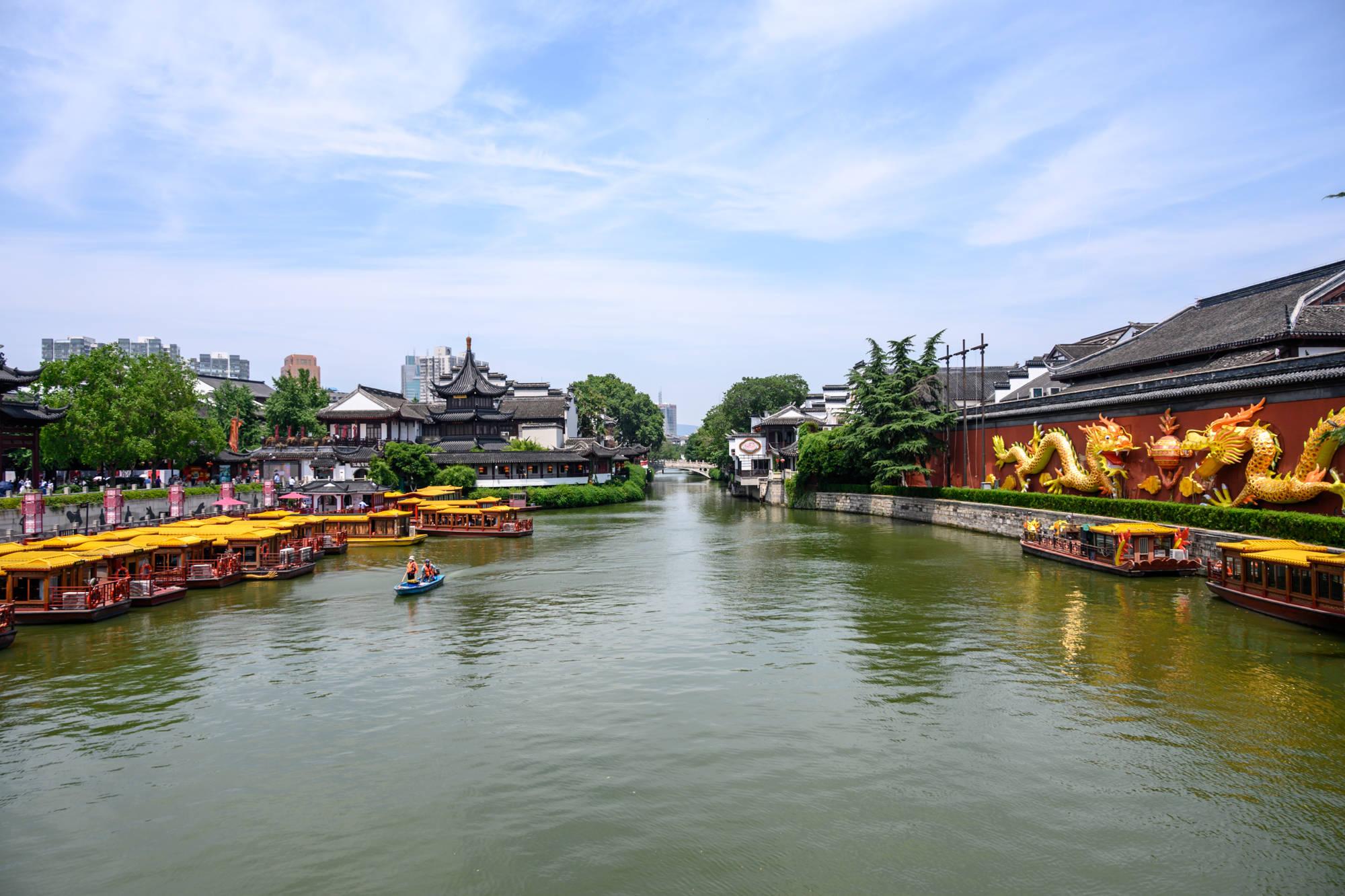 """南京被""""遗忘""""的寺庙,曾是全国佛教的中心,如今游客寥寥无几"""