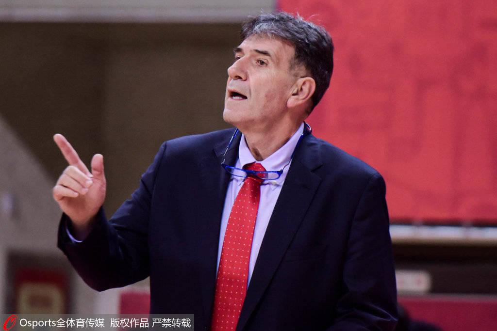 贝帅:广东队实力太强了 我都想让比赛赶紧结束