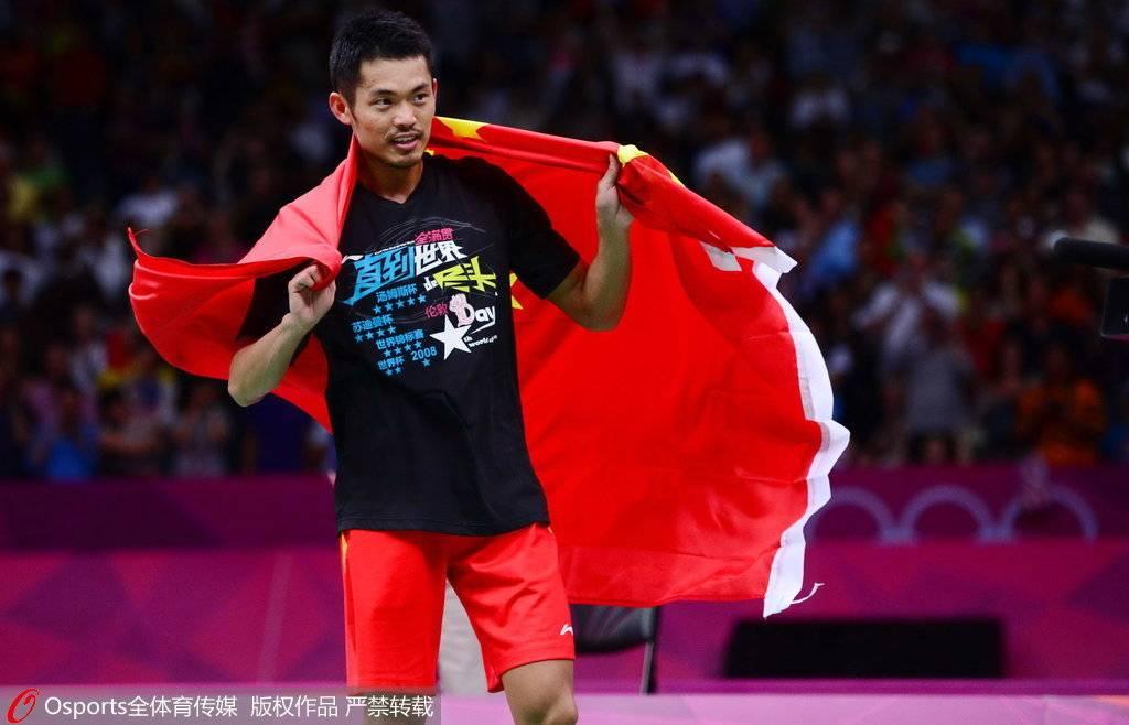 林丹20年职业生涯创多项纪录 奥运卫冕+5夺世锦赛