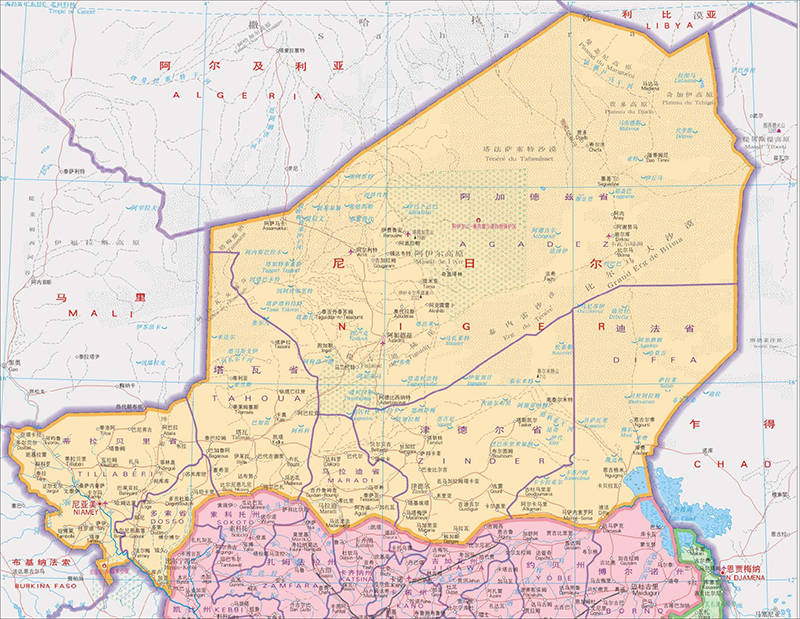最不适合生存的国家,黄沙遍地仅靠1条河养活,多数人活不到45岁