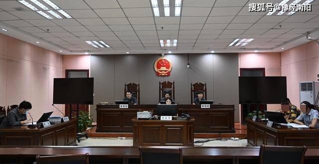 南阳市高新区法院首次公开审理知识产权案件