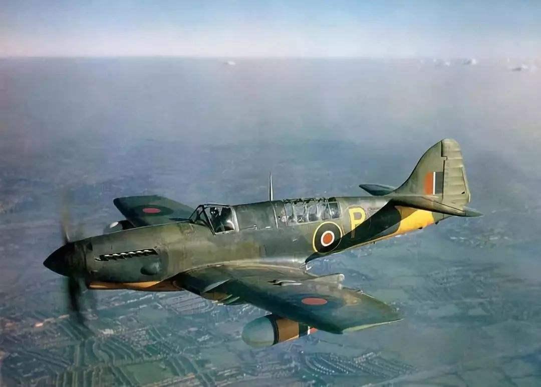 始祖级的战机!仅生产600架,却独占二战时英国海空军三分之一战果_英国新闻_英国中文网