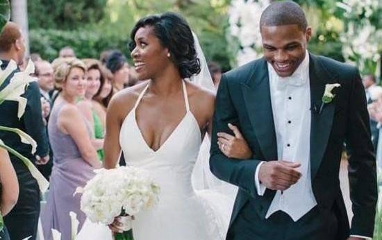 9张NBA球星的结婚照:马努没秃,艾弗森很痞,他与一人结3次