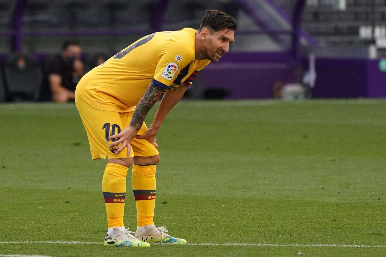 西媒:梅西不介意离开巴萨 愿接受降薪去其他球队