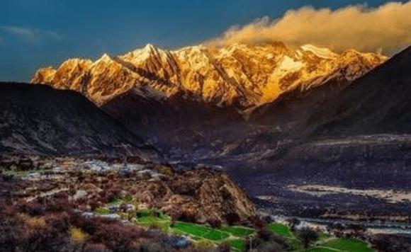 多年来西藏地区春季平均温度呈显著上升趋势