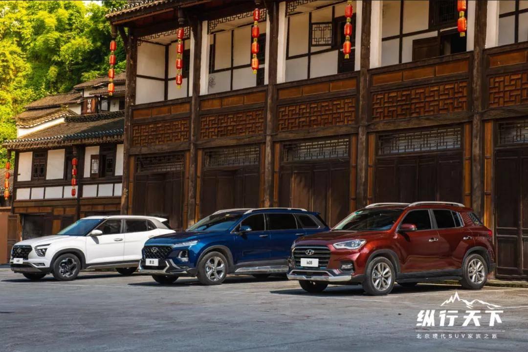 得SUV者得天下,看北京现代SUV家族如何实力圈粉