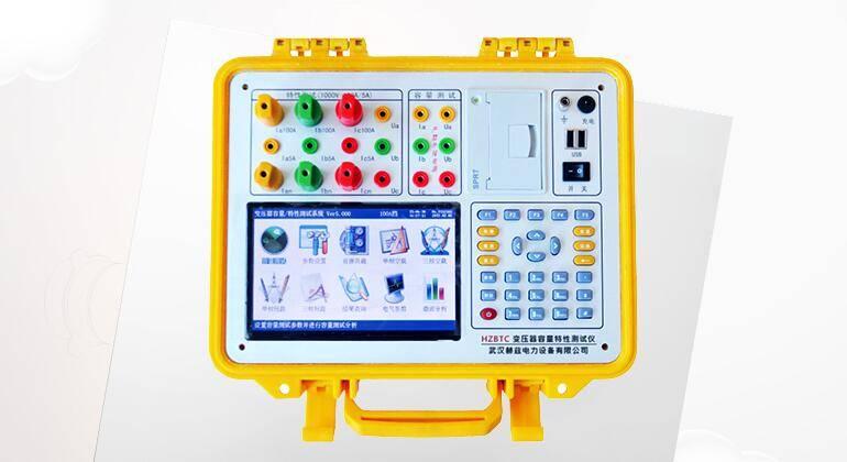 变压器容量测试仪原理说明