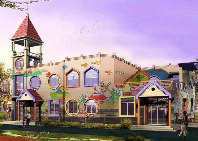 如何避免幼儿园室内装修设计误区?