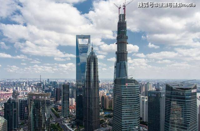 原创             来上海只知道东方明珠?快登上这座新地标,将整个魔都踩在脚下!