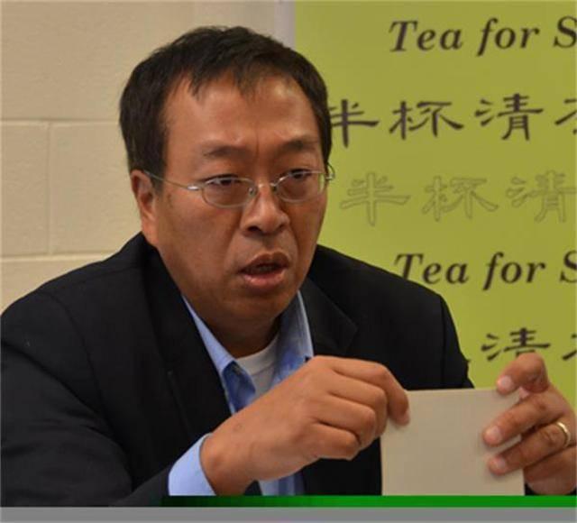 蓬佩奥的首席中国政策和规划顾问余茂春
