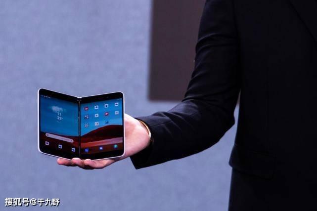 原创             微软首款折叠手机Surface Duo准备好了?外媒:已通过FCC认证!