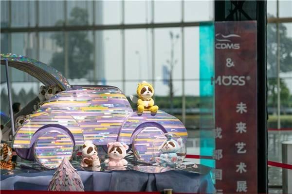 """联合优质文创IP""""Mossi熊猫"""",2020成都国际车展提绿色理念引热捧!"""