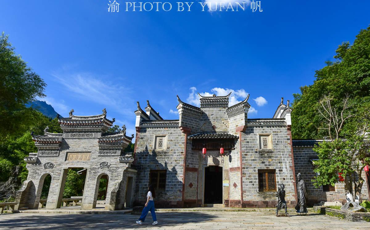 广东香格里拉有座新修古