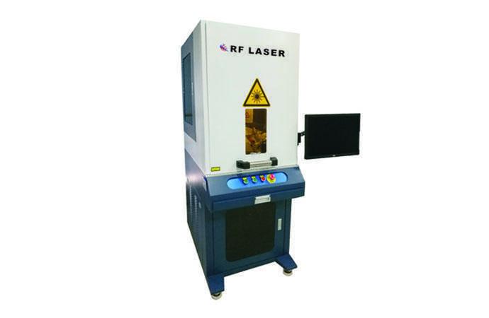 激光打标机在透明玻璃上的技术应用 塑料激光打