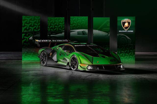 全球限量40台,兰博基尼EssenzaSCV12顶级跑车专为赛道而生