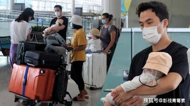 """在香港做惯了豪门儿媳,何猷启前妻回到上海,发文诉苦""""太累了"""""""