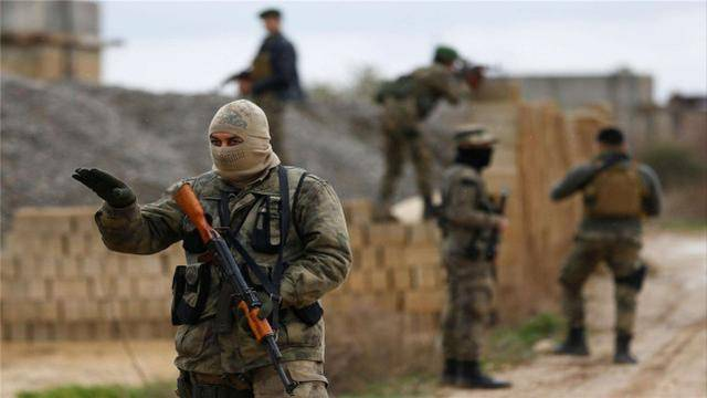 美军盟友突然投降叙利亚政府军,透露大量重要信息,损失无法挽回