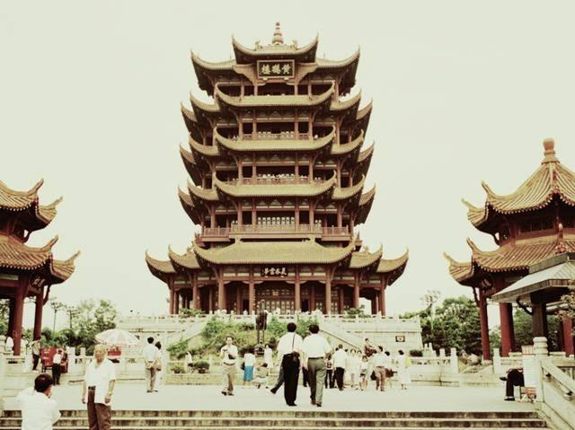 1996年见证武汉沧桑的江汉关