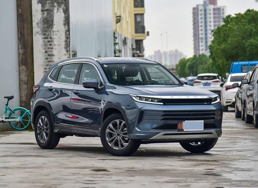 另一款原装国产SUV,做工精致,质量上乘,最大功率145 kW