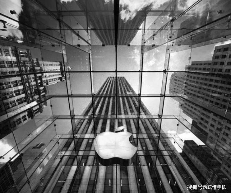 苹果股票现已重回世界第一