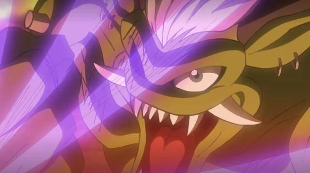 新数码宝贝:恶魔兽全方位加强,迪路兽巴达兽被抓