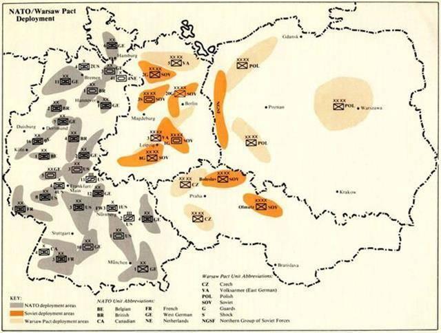 驻德苏军兵力并不占优势, 却为何被北约视为强悍劲敌? 原因如下