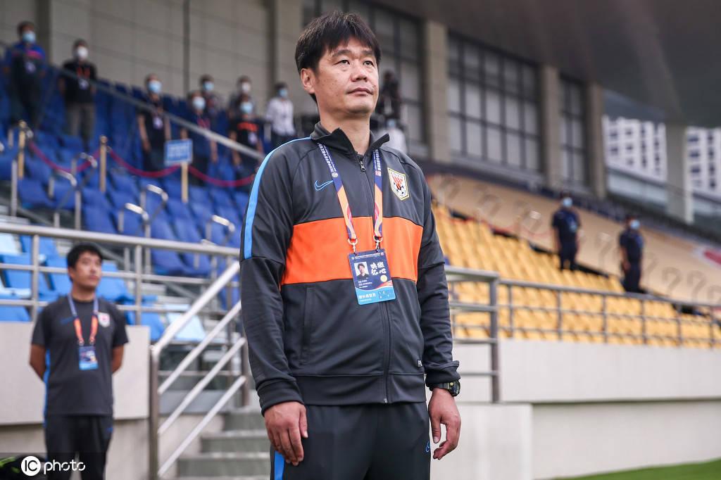 2020中超第4轮大连赛区,广州恒大对阵山东鲁