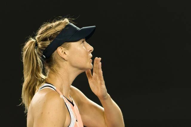 莎拉波娃已接受4年拳击训练,小威曾拜师泰森,网友:打一场吧?
