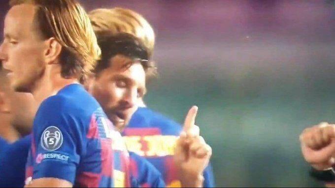 梅西急眼!赛后拒同裁判握手致意 进球被吹不开心