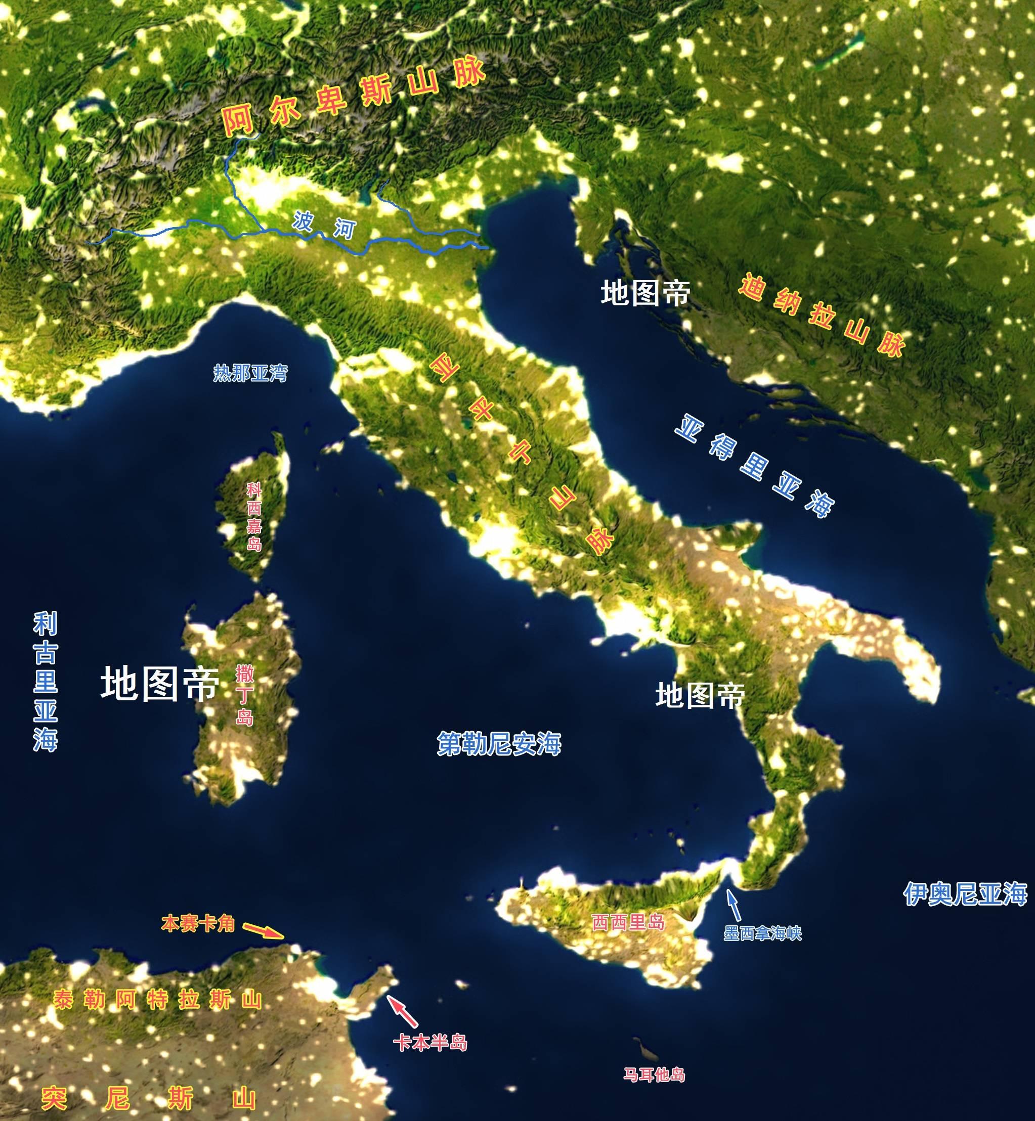 波河平原,对意大利意味着什么?_意大利新闻_意大利中文网