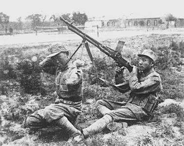 抗战时期出兵最多的三个省, 四川排第一当之无愧