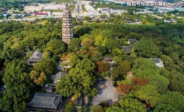 苏州的中国第一斜塔,比比萨斜塔建立还要早,至少还能屹立200年!