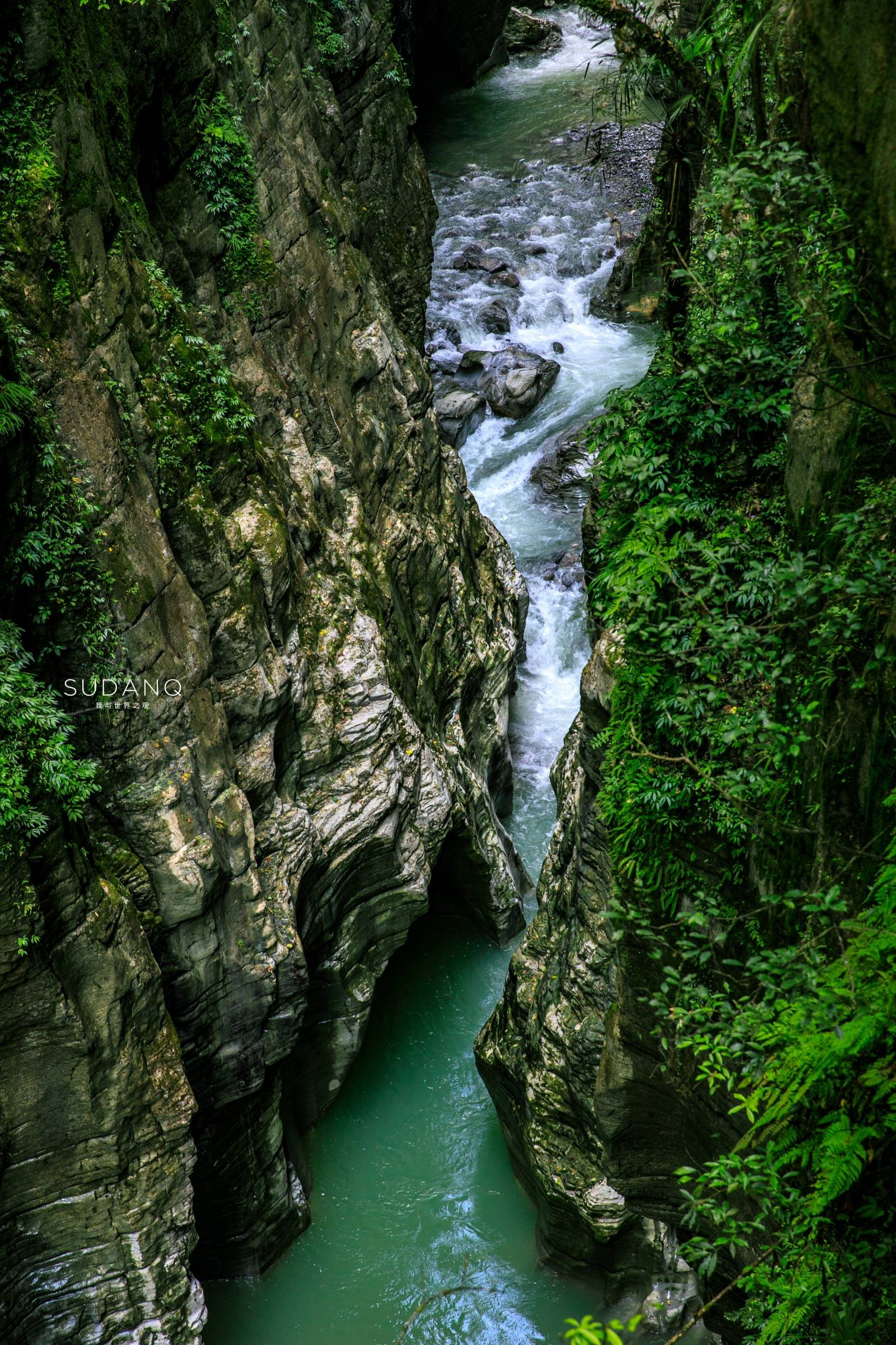 """原创             大美恩施,被评为""""中国最美的地方"""",藏有一处惊世骇俗之景观"""