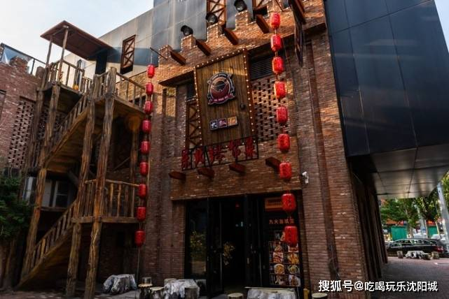 盛京游记|沈阳这座具有工业气息的城市
