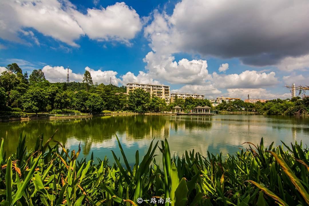广州的世外桃源,黄埔军校就在这里,是珠江最美小岛之一