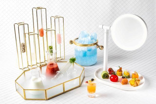 北京华尔道夫酒店推出美颜实验室系列美食甄选