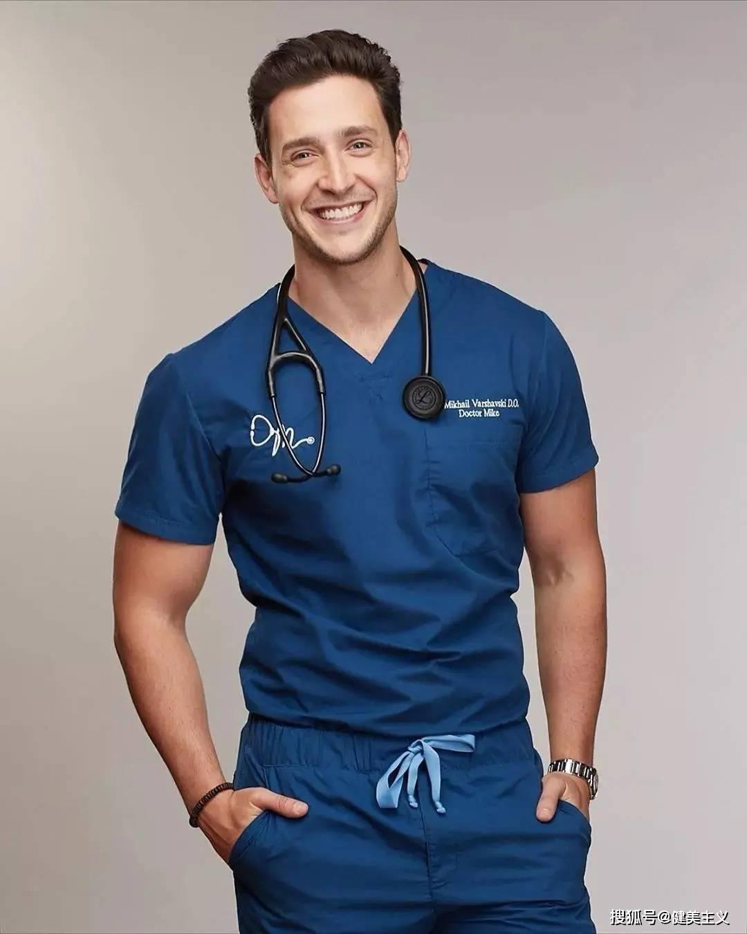 舔屏!全球最帅医生,更帅的是他的生活方式,开挂般的人生!