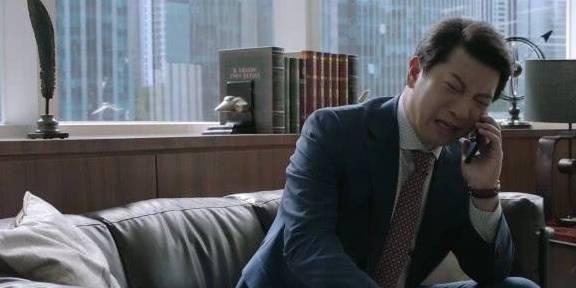 精英律师》罗琦这段话尺度之大,堪比方圆给方一凡普及男女之事