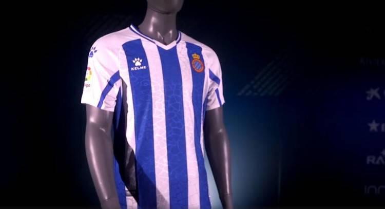 官方:西班牙人发布新款球衣 武磊身披它战西乙