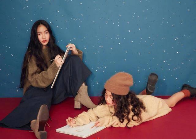 小s二女儿拍大片秀好身材,Lily笑容甜美曾被称为女版易烊千玺插图(11)