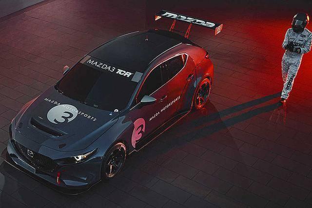 道路版赛车Mazda3 TCR,还能买到吗?