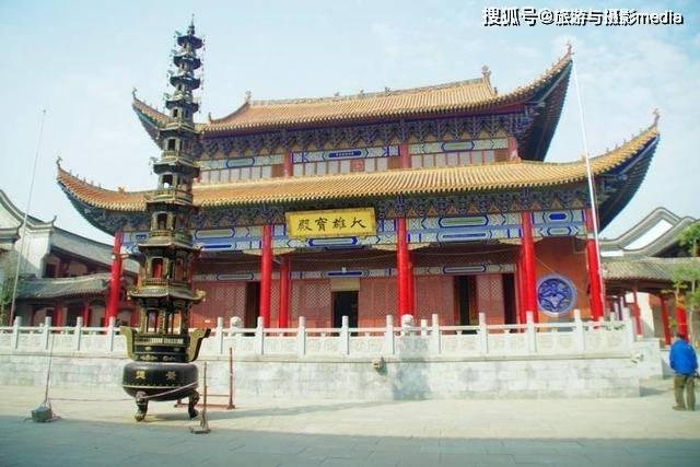 武汉最不差钱的寺庙,不收门票和香油钱,就连斋饭都免费!