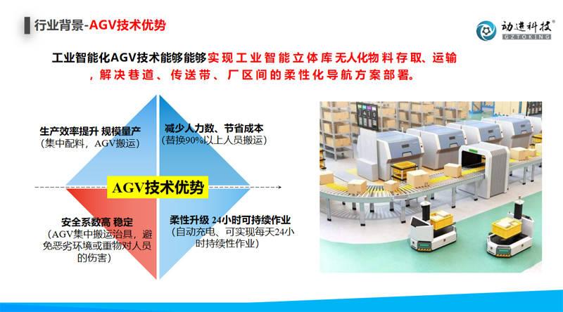 AGV小车在柔性生产中的作用是什么?