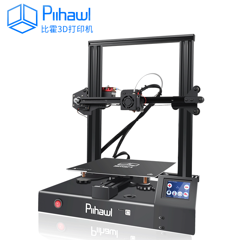 3D打印机的制造能力更强 激光打印机的优