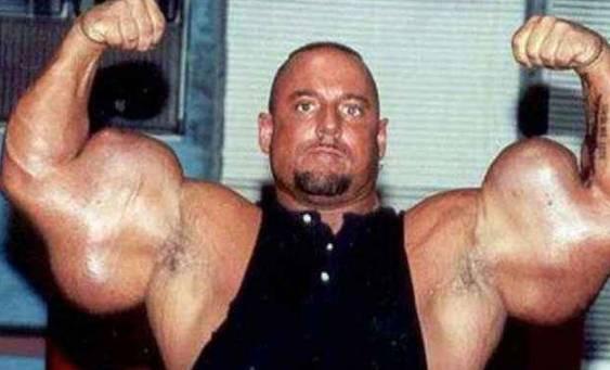 吃蛋白粉练出来的肌肉都是死肌肉?来见识一下什么是死肌肉